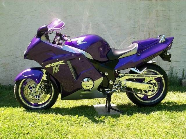 custom paint 2003 honda cbr 1100 xx cbr 1100 xx super. Black Bedroom Furniture Sets. Home Design Ideas