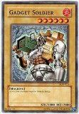 Yu-Gi-Oh! - Gadget Soldier (LON-010) - Labyrinth of Nightmare - 1st Edition - Common - #gadgets #gizmos #gadgetsformen #gadgetsforwomen #gizmosgalore -   Yu-Gi-Oh! is a strategic trading card game in two players Duel each other using a variety of Mon