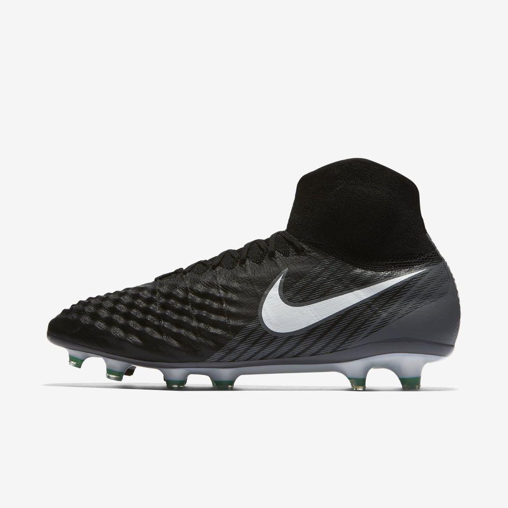 hot sale online 2eb5e b31f3 Nike Magista Obra II FG Soccer Cleats Boots Futbol Men s Size 8.5 Cool Grey  NIB (eBay Link)