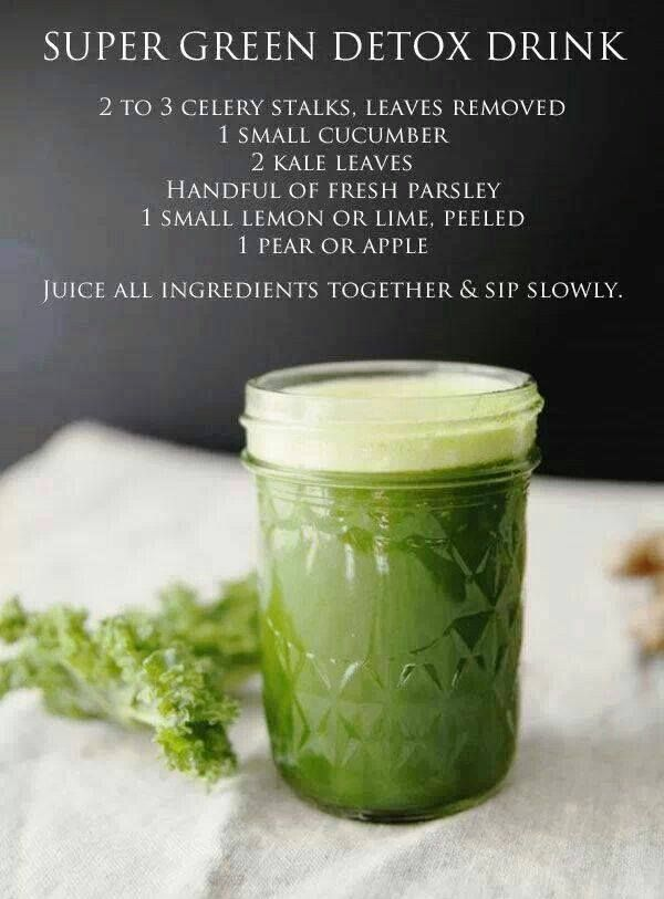 Boost your immune system and help your body detoxify