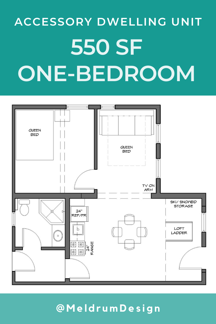 35++ Junior one bedroom floor plan info cpns terbaru