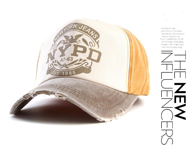 Fitted NYPD Baseball Snapback Cap  acb72837ec
