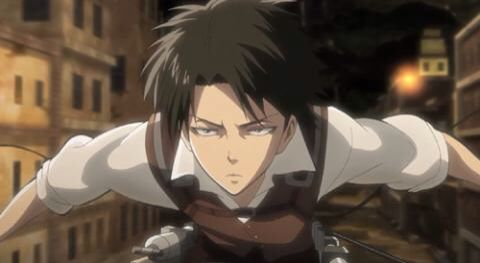 30 Day Anime Challenge Day 27 Most Badass Scene From Any Anime Character Running Scene Levi Attack On Titan No Regrets Monster Drawings Indonesia