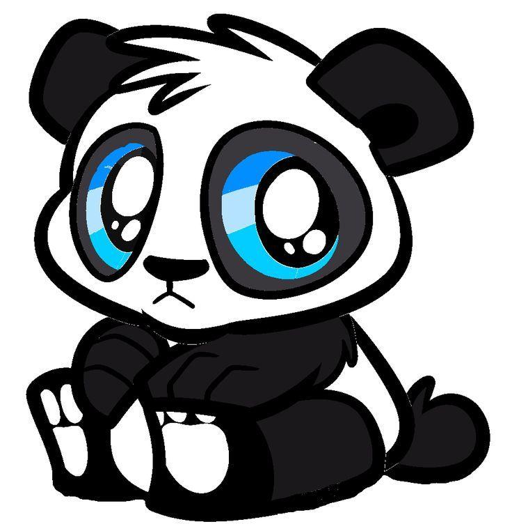 Image Result For Cute Drawings Of Pandas Cute Panda Cartoon Cute Panda Cute Panda Drawing