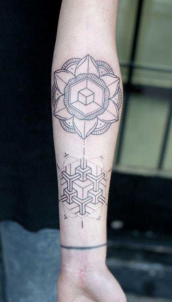 Perfect Mandala Tattoo Design (11)