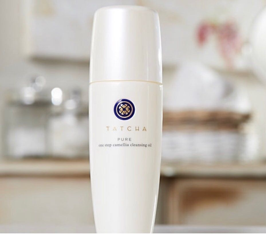 Tatcha Pure One Step Camellia Cleansing Oil 5 1 Oz New Sealed