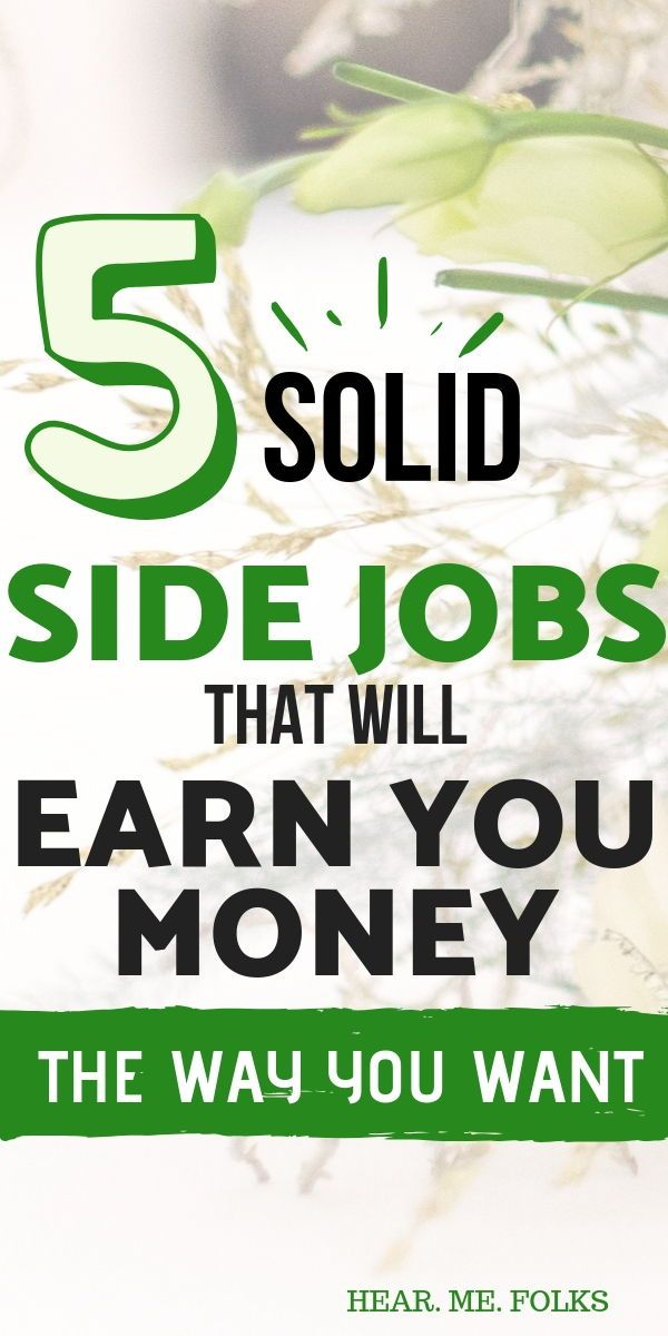Best Businesses To Start With Little Or No Money Extra Side Jobs To