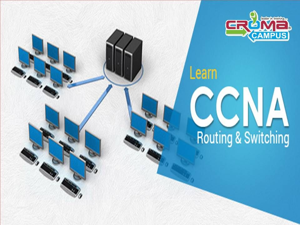 Ccna Training In Noida Is A Career Oriented Course Provided By Top