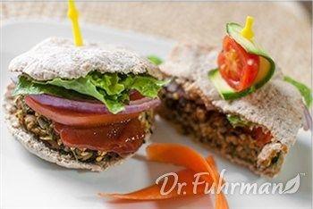 G-BOMBS Burgers | Healthy and Delicious Recipes | DrFuhrman.com