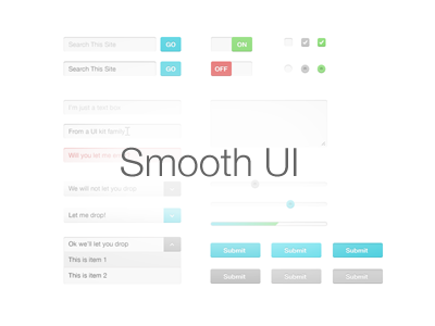 Free Mobile UI Kits and Website Wireframes Templates