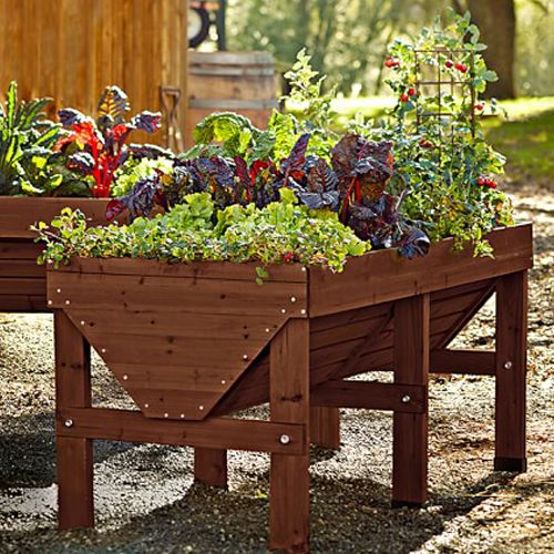 Creating Our First Vegetable Garden Advice Please: 10 Raised Garden Beds That Fit Any Backyard Space