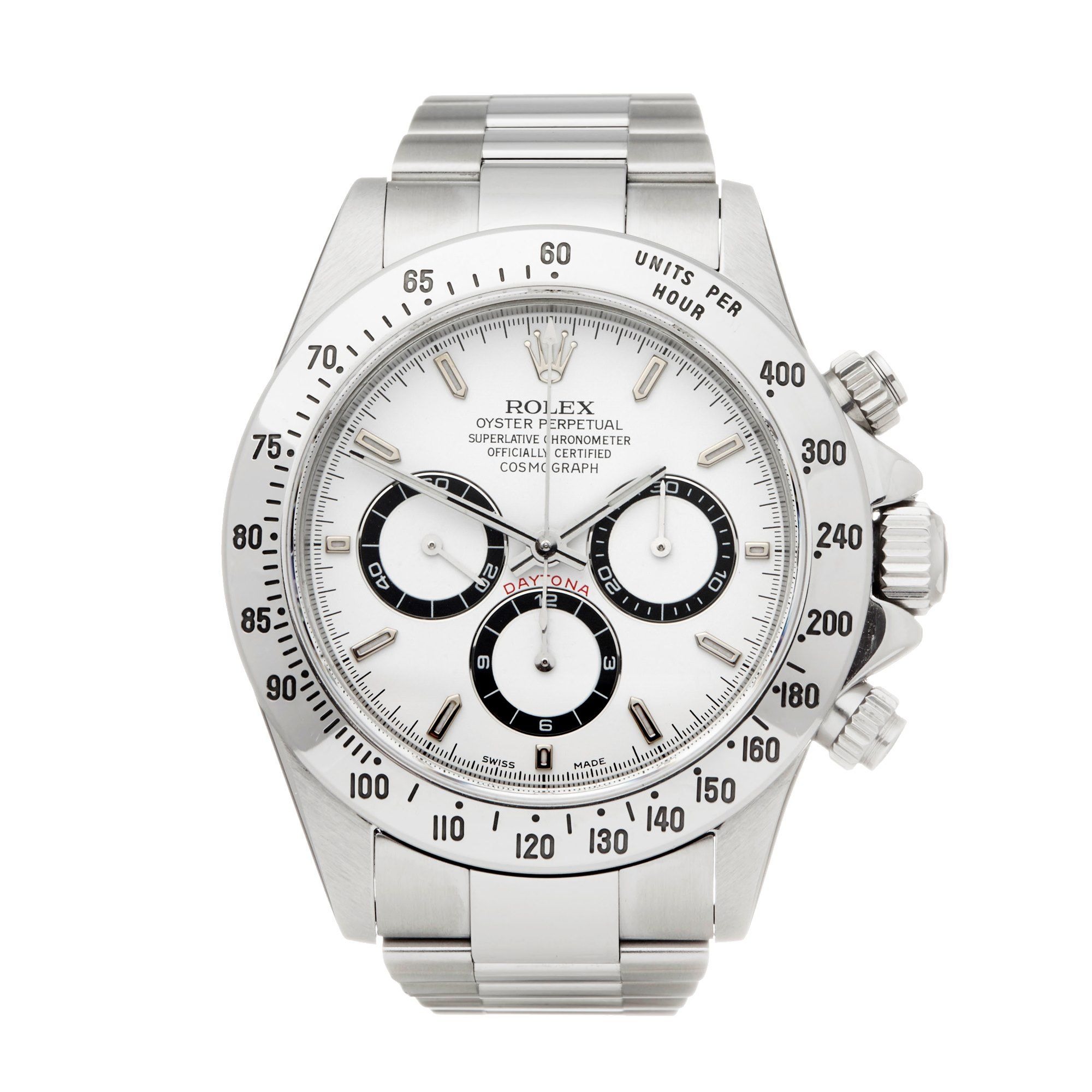 Pre Owned Rolex Watch Daytona 16520 Xupes
