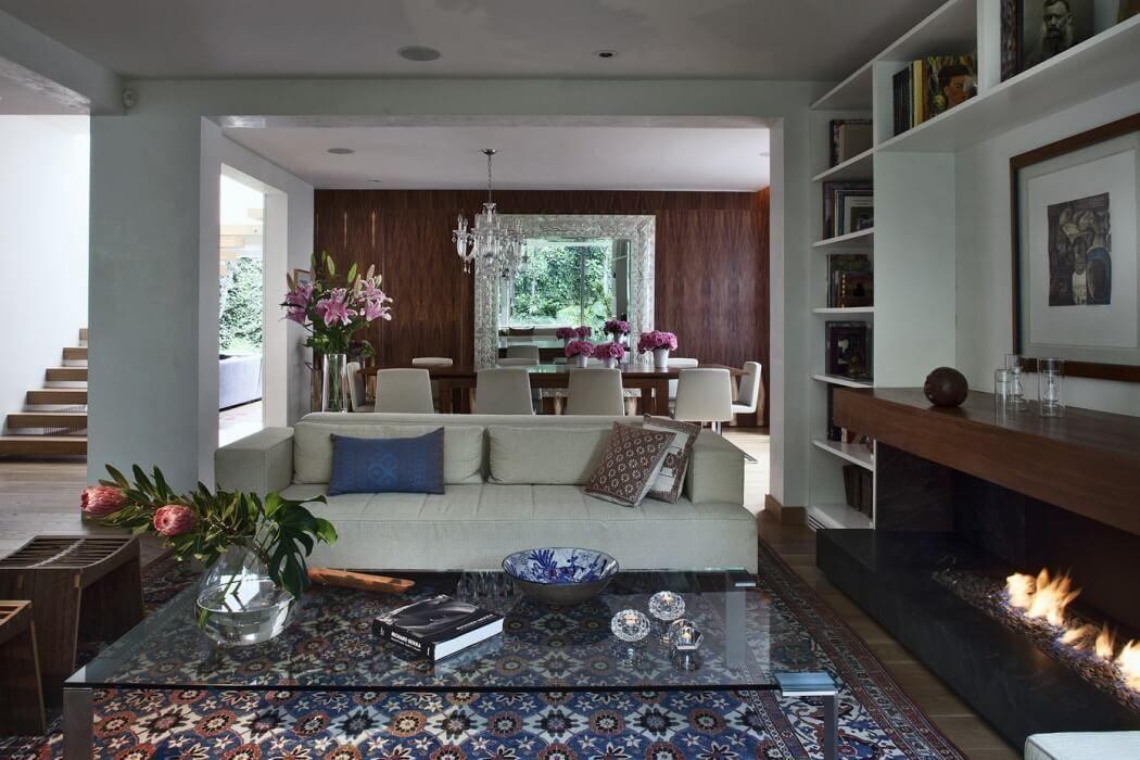 Más de 1000 ideas sobre salas decoradas modernas en pinterest ...