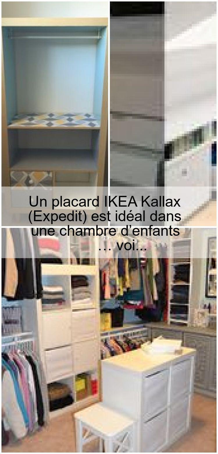 Ein Ikea Kallax Kleiderschrank Expedit Ist Ideal In Einem
