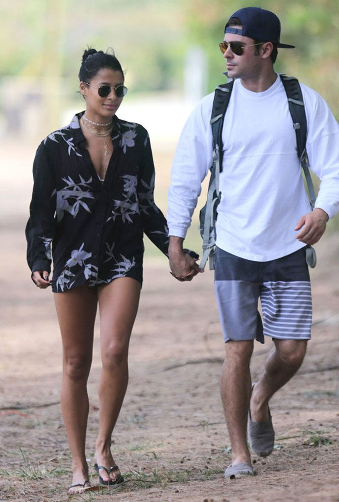 Girlfriend zac efron All About