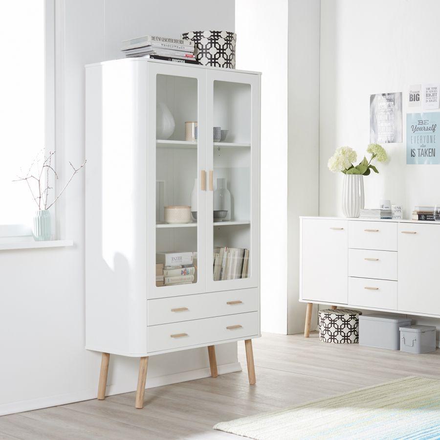 Vitrinenschrank Pilara   Interiors, Living rooms and Room