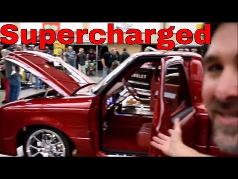 I Filmed This Supercharged Ford Ranger MAX Owned By Harry And - Car show chattanooga 2018