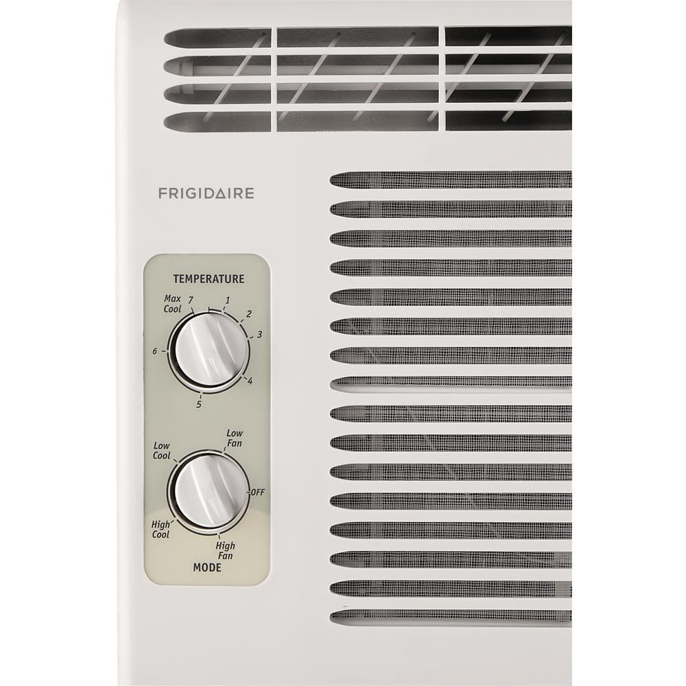 Frigidaire 5 000 Btu 115 Volt Window Mounted Mini Compact Air Conditioner With Mechanical Controls Ffra051wa Compact Air Conditioner Frigidaire Air Conditioner