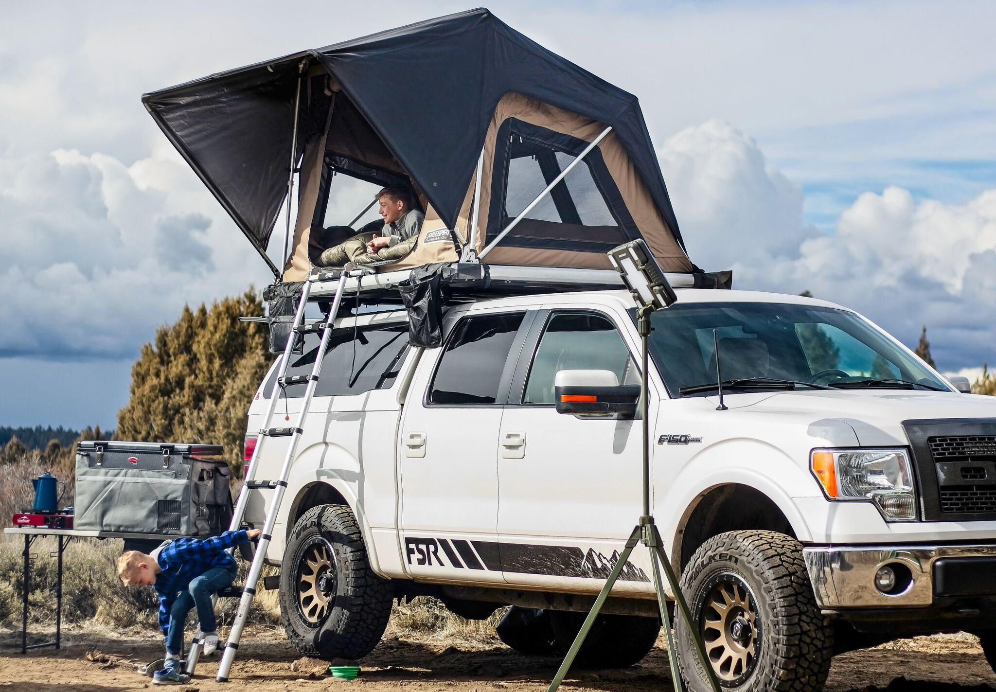 Roof top tents from Northwest Auto Accessories | Roof top ...