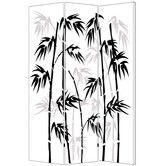 """Found it at Wayfair - 72"""" x 48"""" Leaf Screen 3 Panel Room Divider"""