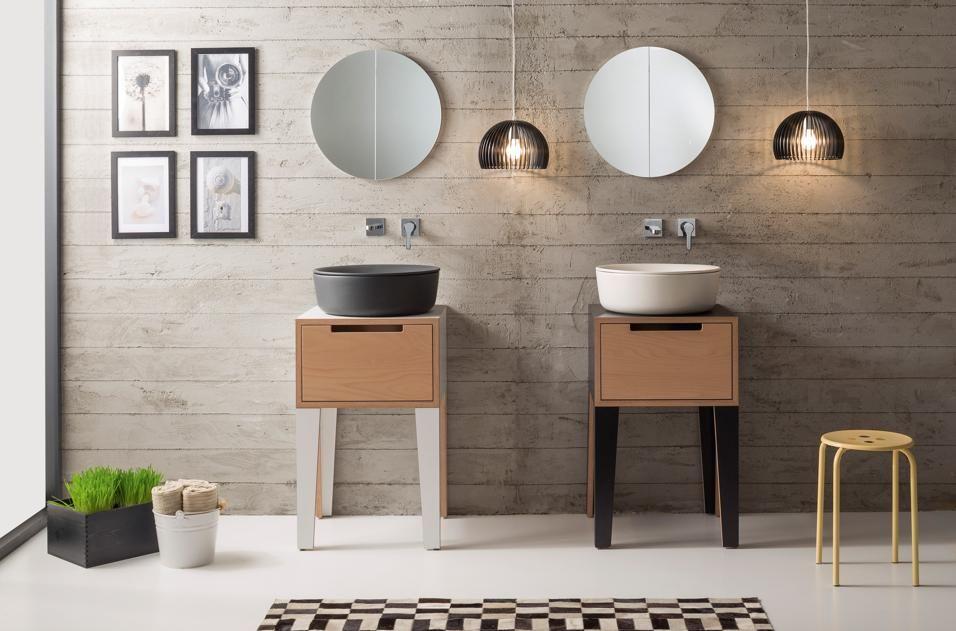 Idee Originali Per Il Bagno : Mobili per il bagno originali fotogallery donnaclick bathroom