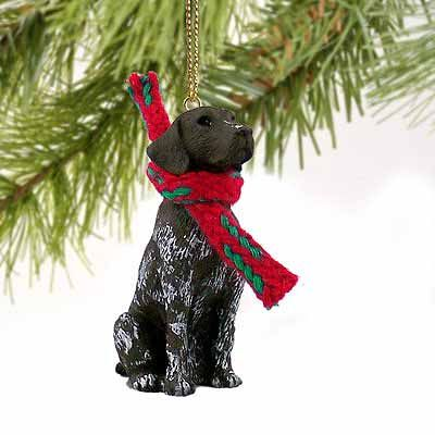 German Shorthaired Pointer Tiny One Christmas Ornament $795