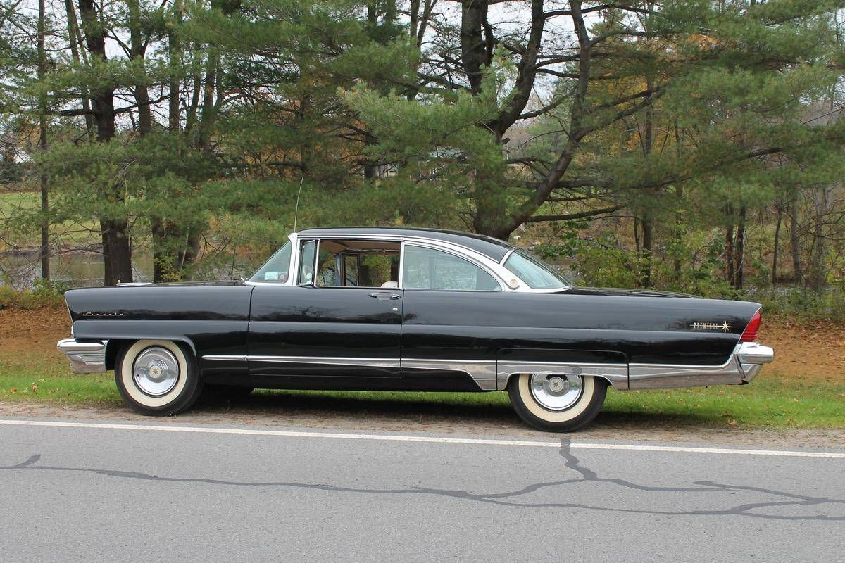 Hemmings Find of the Day – 1956 Lincoln Premiere two | Cars, Vehicle ...