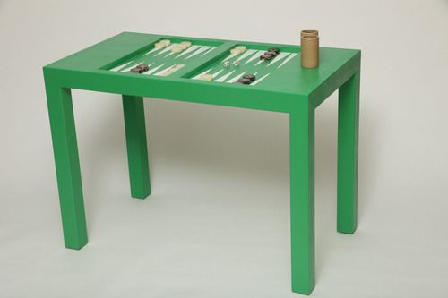 Backgammon Tables - Molly Loot
