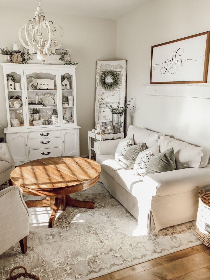 cottage farmhouse living room decor home inspiration on modern farmhouse living room design and decor inspirations country farmhouse furniture id=82274