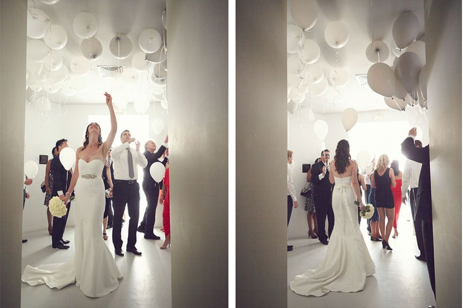 Glamorous wedding for a new york couple to marry in