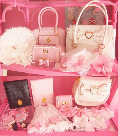 Hime Gyaru accessories