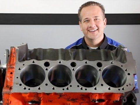 Kirkham Motorsports University CNC Billet Aluminum 427 FE