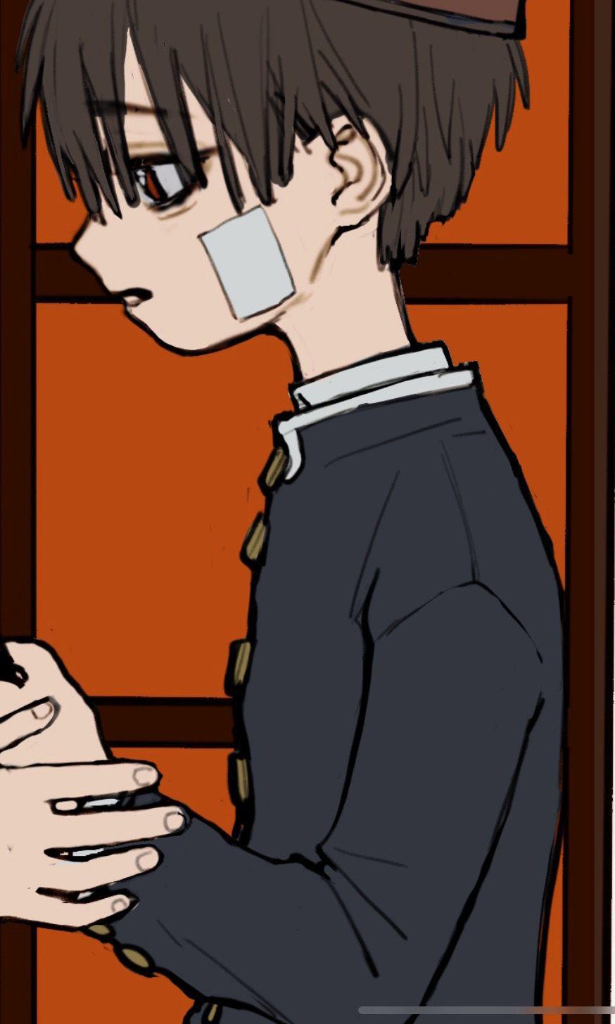 A normal student, i'd be with yashiro when she first visited hanako though. Ghim của Mochiiii trên Hanako trong 2020