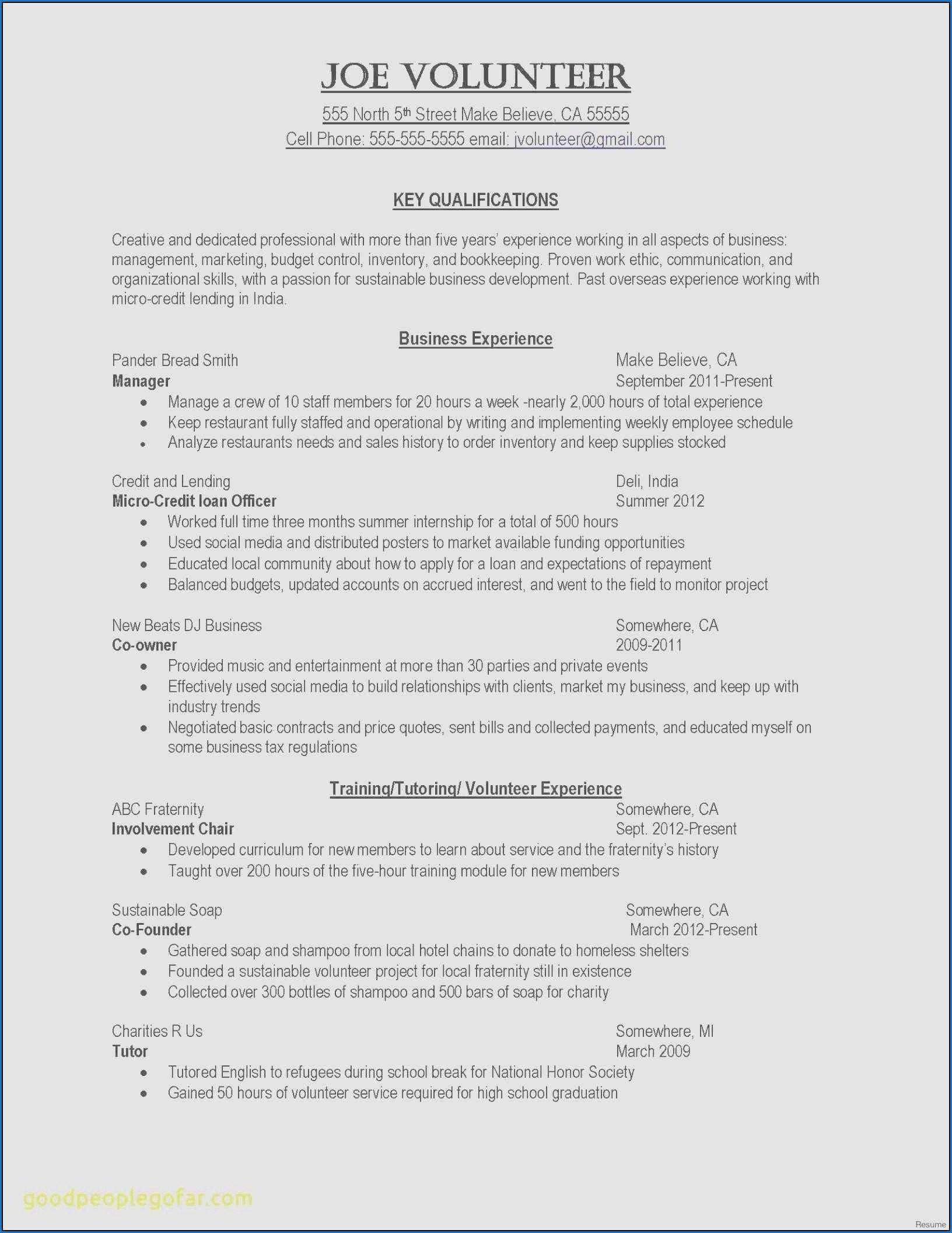 Social Media Skills Resume Work Resume Examples With Work History New Resume Work