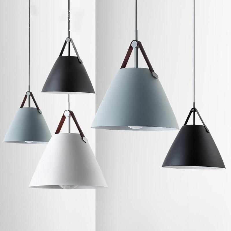 Minimalist Nordic Hanging Light Warmly Minimalist Chandelier Kitchen Pendant Lighting Scandinavian Pendant Lighting