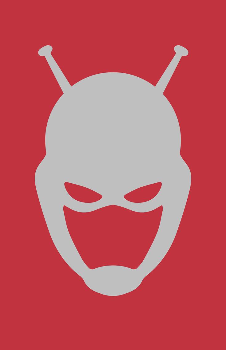 Ant Man Comic Head Ant Man Comic Avengers Symbols Superhero Symbols