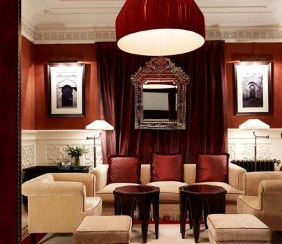 Chambres d 39 h tel de luxe marrakech la mamounia marvelous marrakchi riads morocco - Prix chambre hotel mamounia marrakech ...