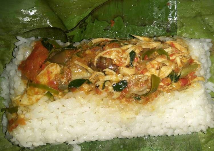 Resep Nasi Bakar Simple Oleh Sri Utami Dewi Resep Resep Nasi Tumis