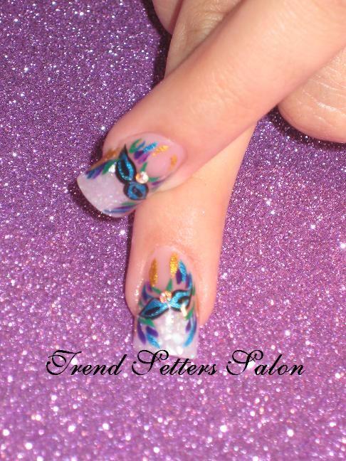 DIY Nail Designs - Mardi - DIY Nail Designs - Mardi Nail Art Pinterest Robin Moses