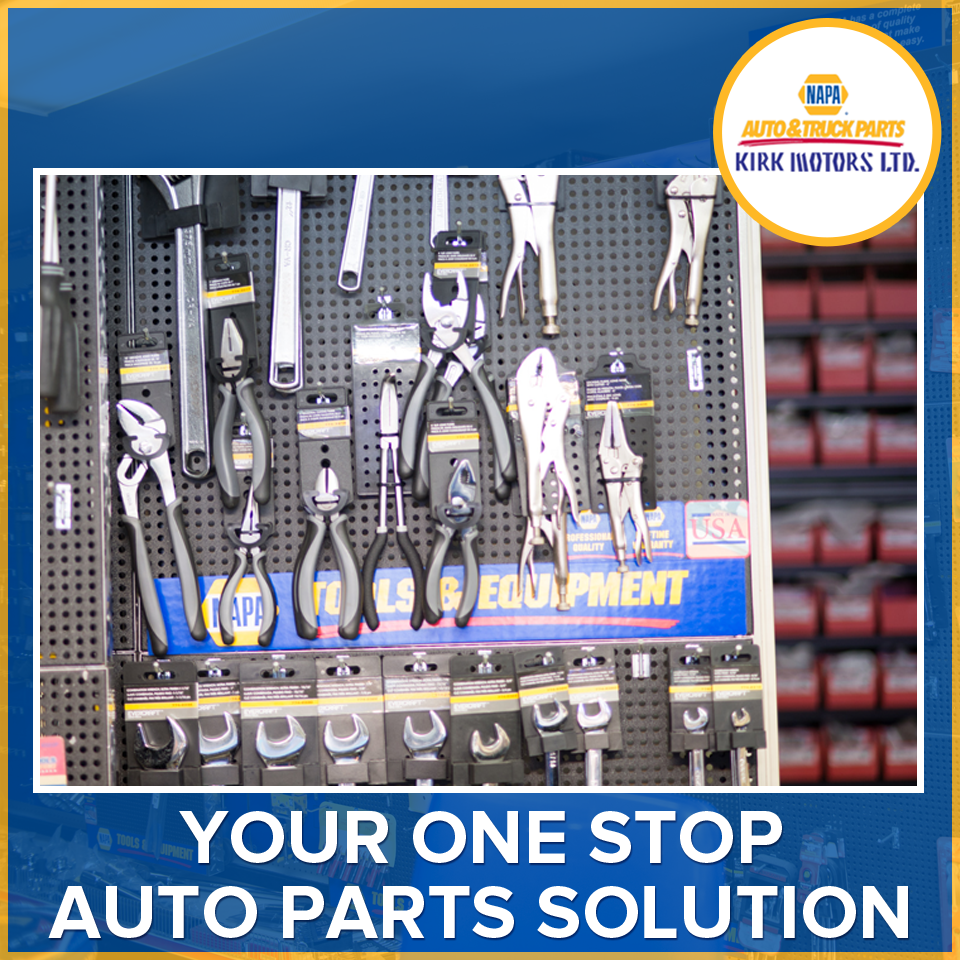 Your 1 Resource For Car: Your One Stop Auto Parts Solution! #kirkmotors #Napa