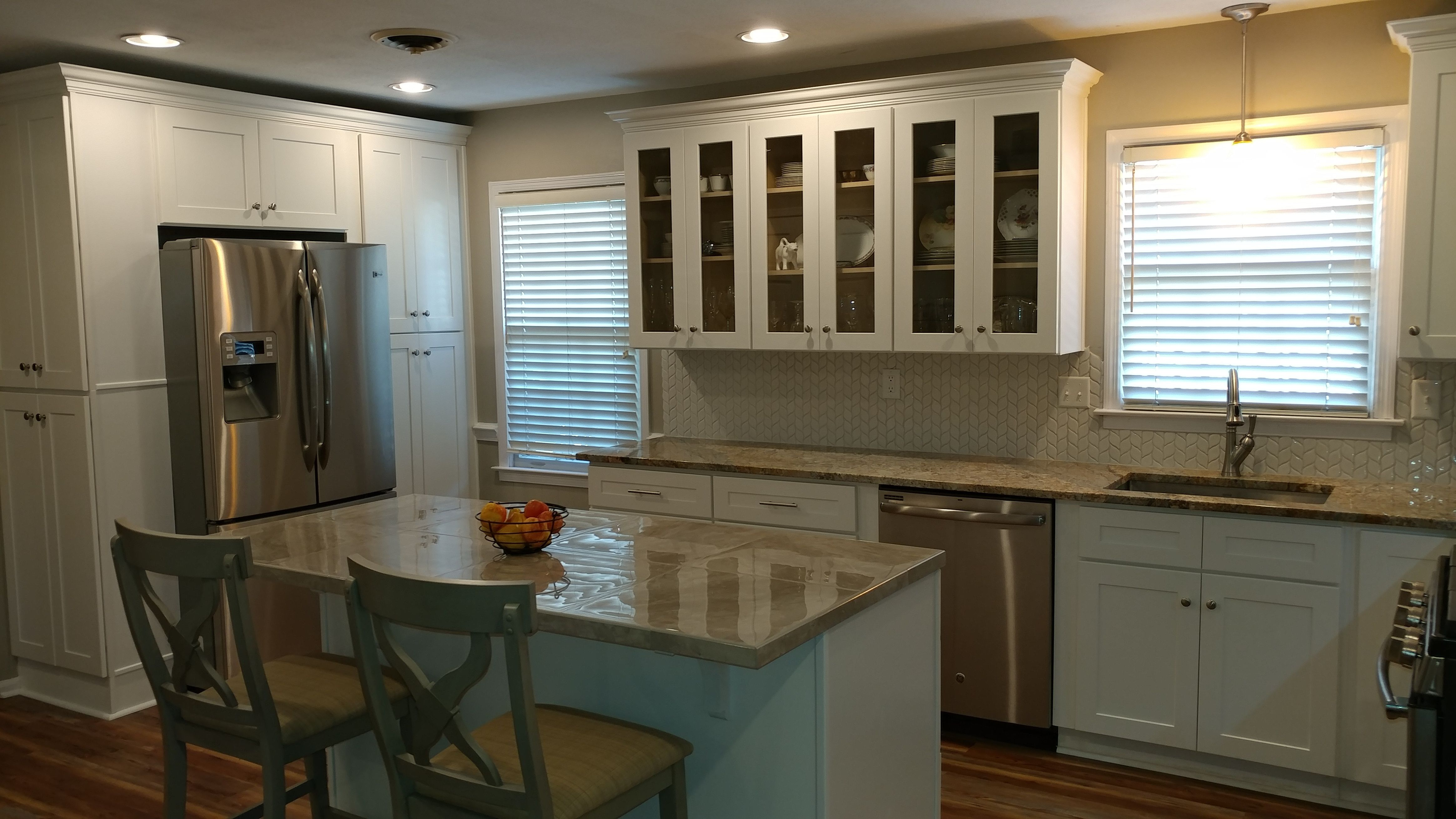 Kitchen Remodel By Lori C Of Montgomery Al Kitchen Remodel Remodeling Inspiration Home