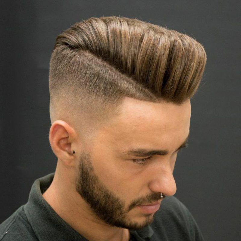 Sidecut Manner Moderne Ideen Und Hilfreiche Styling Tipps Herrenfrisuren Locken Ausgefallene Mannerfrisuren Mus Herrenfrisuren Sidecut Mann Haar Styling