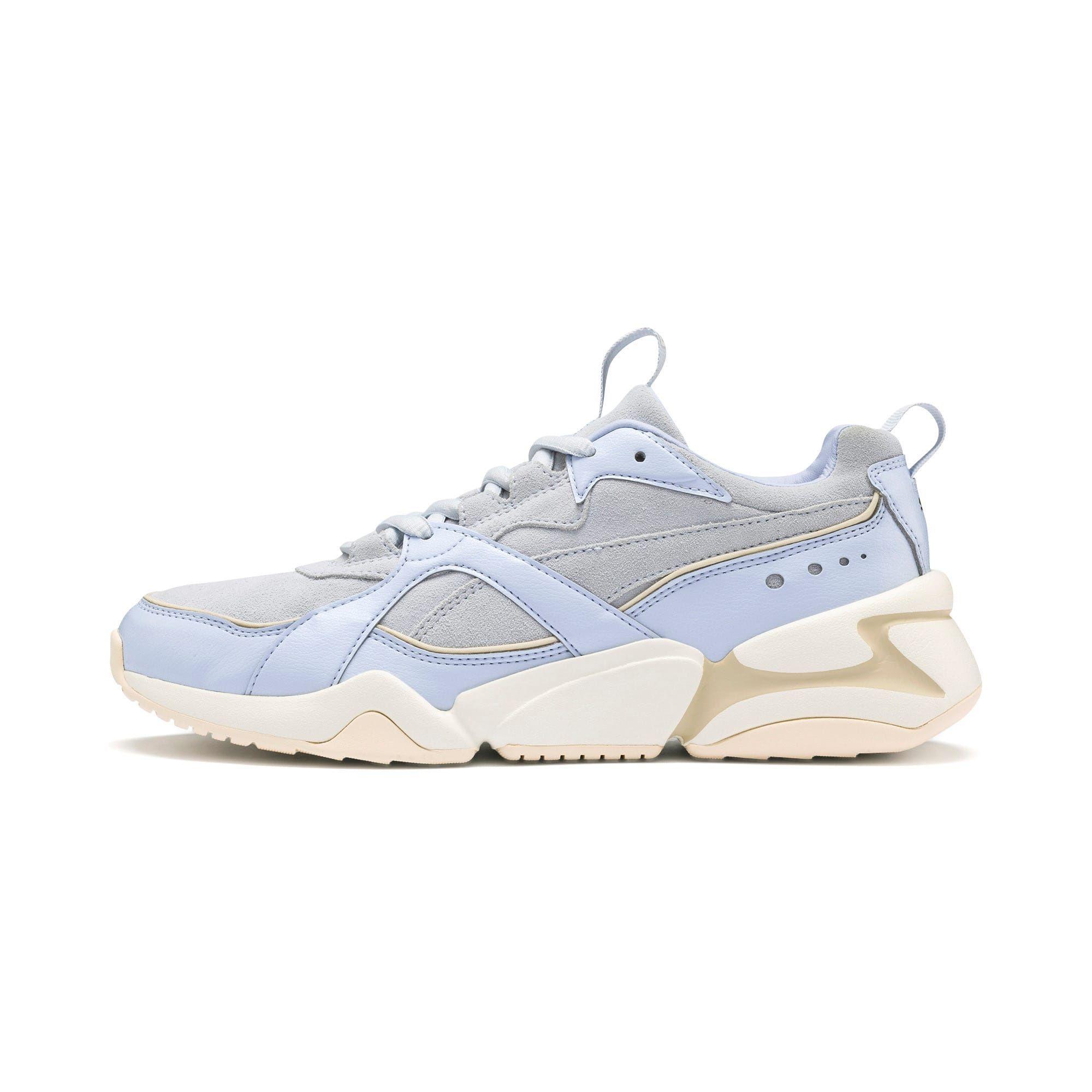 Nova 2 Suede Women's Trainers | White puma shoes, Pumas ...