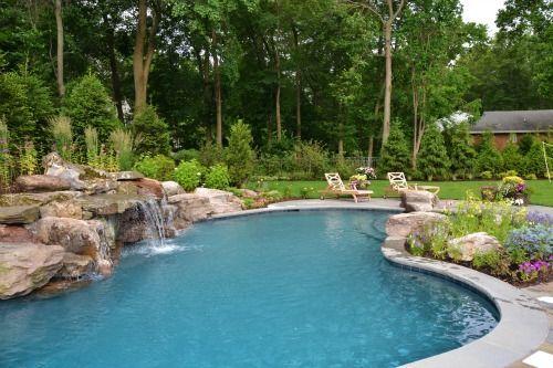 Wyckoff New Jersey Pool Swimming Pools Pool Patio