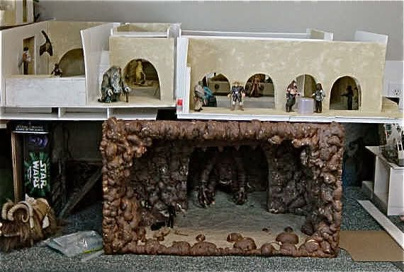 Pin by Ethan Halo on Dioramas and Doll Houses | Star wars toys, Star