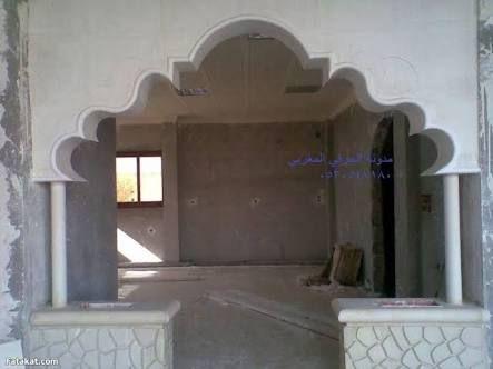 Image Result For جبس مغربي اقواس False Ceiling Design False Ceiling For Hall False Ceiling Living Room