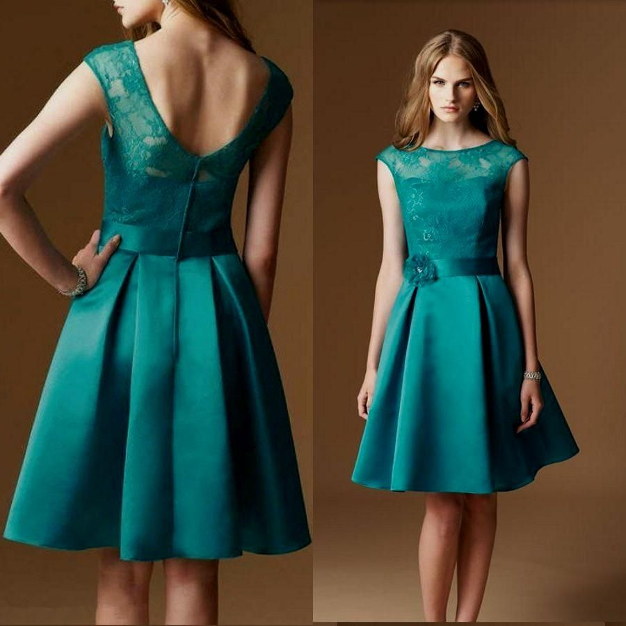 2019 Brown and Turquoise Wedding Dresses - How to Dress for A ...