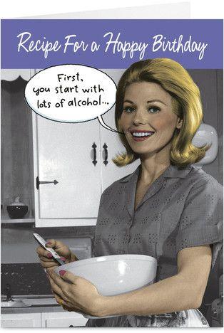 Birthday Drinking Meme : birthday, drinking, Cardstore, Closing, Funny, Happy, Birthday, Meme,, Quotes