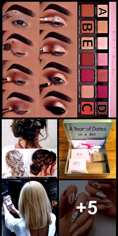 Paso a paso ✨ … sigue @ luxurymakeup0 tutoriales Más y más – Consejos de maquillaje
