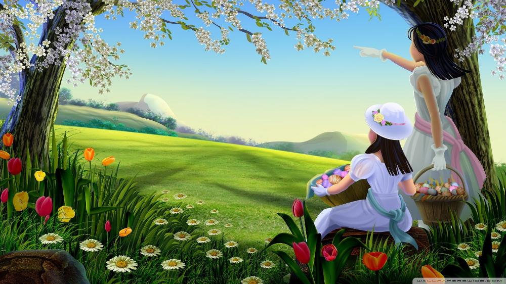 Desktop Wallpaper Hd Full Screen Free In 2020 Beautiful Nature Wallpaper Hd Nature Wallpapers Spring Desktop Wallpaper